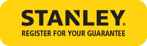 Stanley - Register for your Guarantee